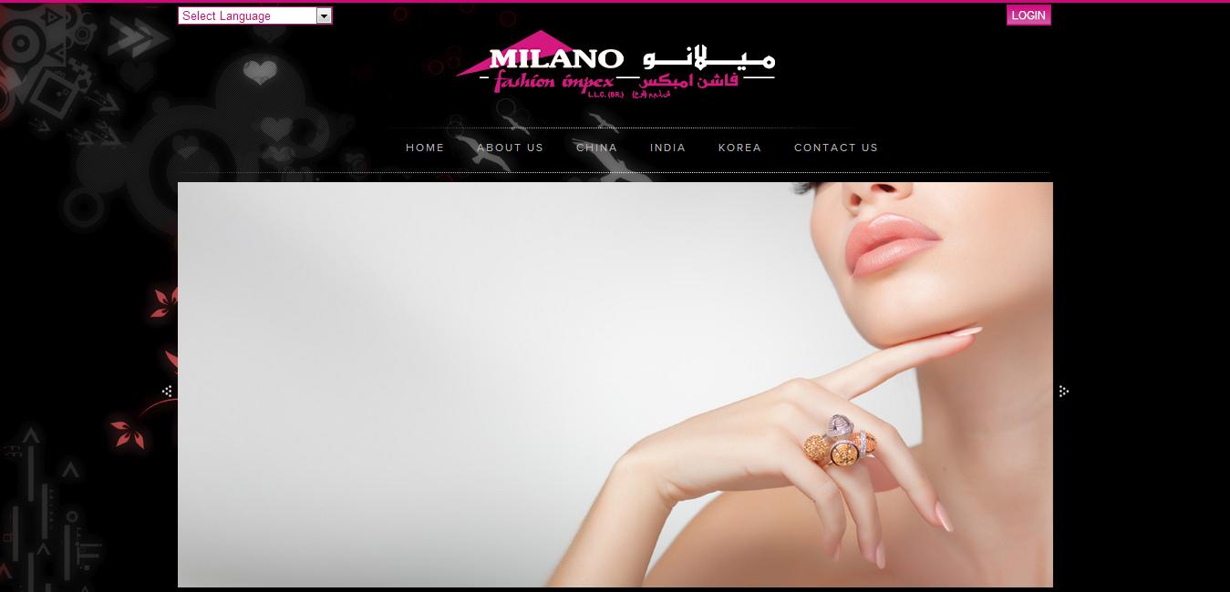 Milano Fashion Dubai   Home